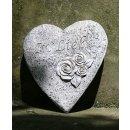 Bambelaa! Grabdeko: Herz In Liebe aus Steinharz