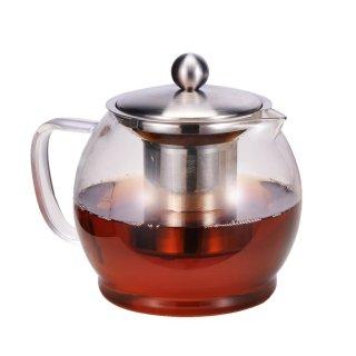 Bambelaa! Teekanne aus Glas mit Filter ca. 1,2 Liter