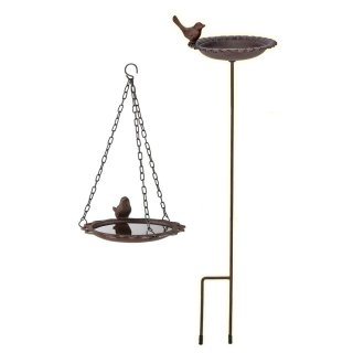 Bambelaa! Vogeltränke Variation