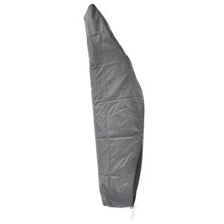 Bambelaa! Schutzhülle für Ampelschirm bis ca. 200 cm Höhe - Grau
